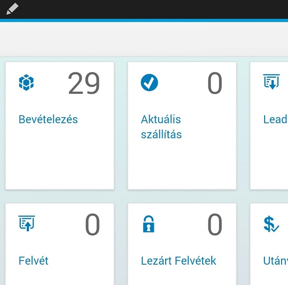 Android Courier application with Fiori and Phonegap